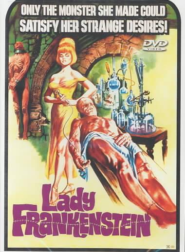 LADY FRANKENSTEIN BY COTTON,JOSEPH (DVD)